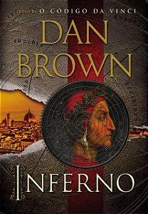 Inferno (Português) Capa Comum – por Dan Brown (Autor) - LIVRO USADO -  Fabiano Morais (Tradutor), Fernanda Abreu (Tradutor)