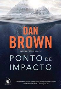 Ponto De Impacto - por Dan Brown (Autor) Livro Usado
