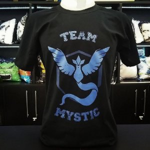Camiseta Team Mystic