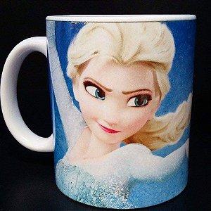 Caneca Frozen - Elza