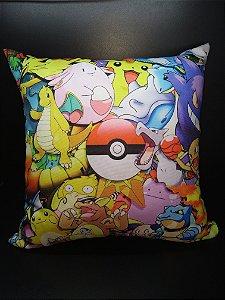 Almofada Pokémons