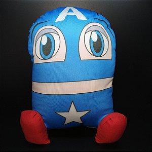 Almofada Personagem - Capitão América