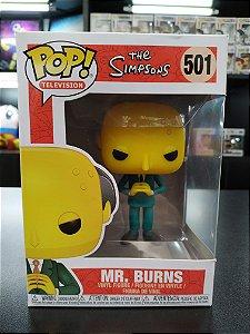Funko Pop MR. Burns 501