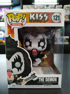 Funko Pop The Demon 121