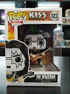 Funko Pop Kiss - The Spaceman 123