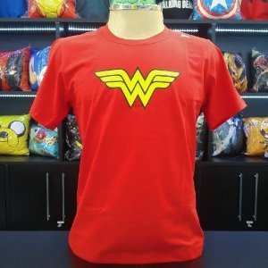 Camiseta Mulher Maravilha