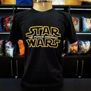 Camiseta Star Wars - The Force Awakens