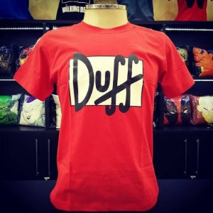 Camiseta Duff