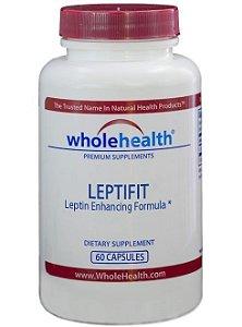 LeptiFit™ - Suplemento para aumentar a Leptina, Whole Health,  (60 cápsulas)
