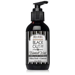 Black Out!!! Limpeza de manchas da Pele, Shea Terra Organics, 138ml