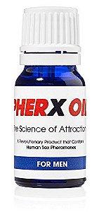 Óleo com Feromonios para homens(Atração de mulheres) - Pherx Oil - 15ml