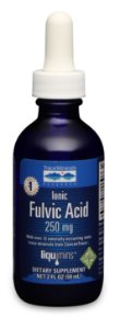 Ácido Fúlvico Puro, Trace Minerals, 250mg - 159ml
