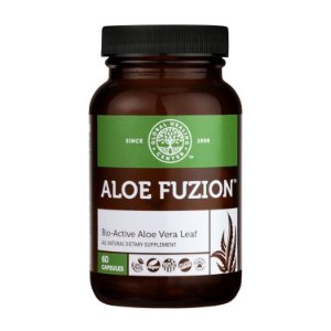 ALOE FUZION, Global Healing Center, 180mg, 60caps