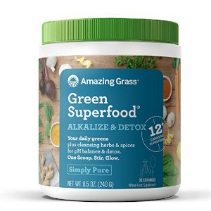 Alkalize & Detox Green SuperFood® Amazing Grass - 240g