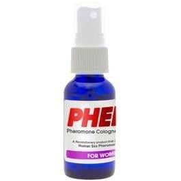 Perfume com Feromonios para mulheres(Atração de homens) - Pherx - 30ml