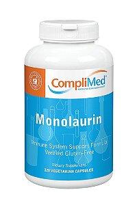 Monolaurina, CompliMed, 550mg, 120 Vegetarian Capsules