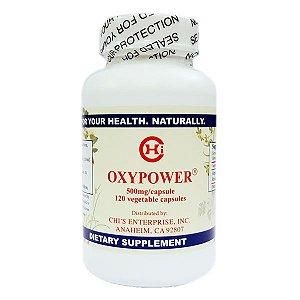 OxyPower, Chi's Enteprise, 120 softgels