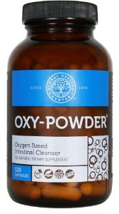 Oxy-Powder, GHC, 120 capsules
