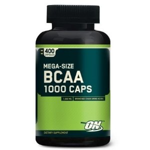 BCAA Optimum Nutrition 1000 mg 400 Capsules