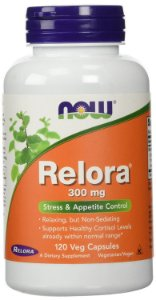 Relora, Now Foods, 300 mg, 120 Vcaps