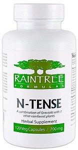 N-Tense, Raintree Formulas, 700 mg, 120 Capsules (Promoção por tempo Limitado)
