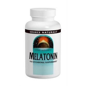 Melatonina, Timed Release, Source Naturals, 3 mg, 240 Tablets