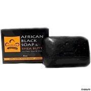 Sabonete Africano Negro, Nubian Heritage, 5 oz (141 g)