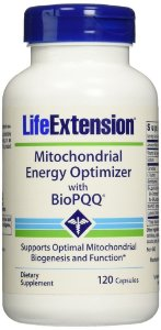 PQQ, Energia Otimizada Mitocondrial com BioPQQ(Mitochondrial Energy Optmizer With PQQ), Life Extension, 120 Cápsulas