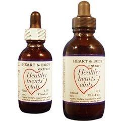 Extrato para Coração e Corpo(Heart and Body Extract ), 50ml