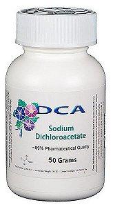 DCA Sodium Dichloroacetate Puro, 50g