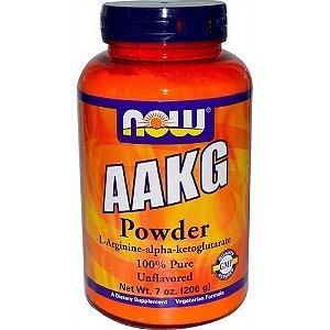 AAKG em Pó 100 % Puro, Now Foods