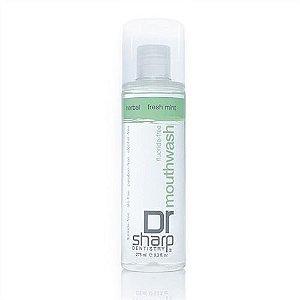 Enxaguante Bucal Herbal Fresh Mint, Dr. Sharp, 275 ml