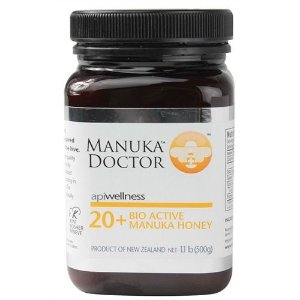 Mel Manuka 20+ Bio Active, Doctor Manuka, 500 g