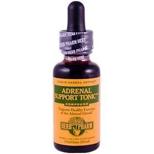 Adrenal Support Tonic Compound, Herb Pharm, 1 fl oz (29.6 ml)