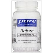 Relora, Pure Encapsulations, 250mg, 180 Capsulas