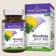 Rhodiola Rosea Force 300, New Chapter, 30 Veggie Caps