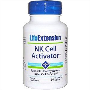 NK Cell Activator(Natural Killer Ativador Celular), Life Extension, 30 Veggie Tabs