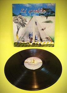 Disco LP Zé Geraldo - Estradas