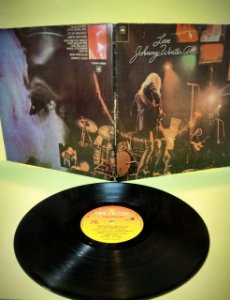 Disco LP Johnny Winter - Live/And