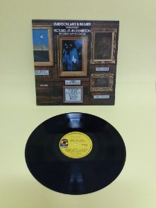 Disco LP Emerson, Lake and Palmer - Pictures At An Exibition
