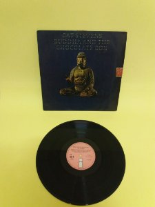 Disco LP Cat Stevens - Buddha And The Chocolate Box