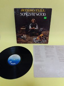 Jethro Tull - Songs From The Wood (Importado)