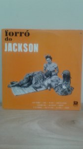 Lp Jackson Do Pandeiro - Forró Do Jackson Reedição Beverly