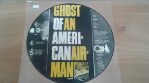 Lp Ghost Of An American Airman Silverman