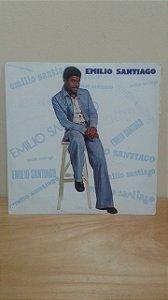 Lp Emílio Santiago Bananeira Segunda Edição 1978