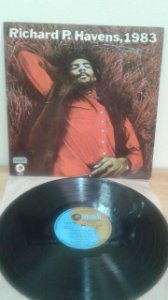 Lp Richie Havens - Richard P Havens 1983