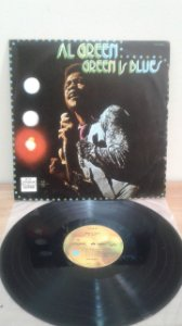 Lp Al Green - Green Is Blues
