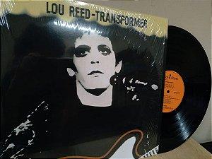 Lp Lou Reed Transformer Importado Alemanha Reedição 2007 180g Exc