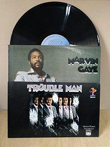 Lp Marvin Gaye Trouble Man Tapecar 1973 Original Nacional Ex