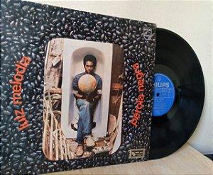 Lp Luiz Melodia Pérola Negra Original Philips 1973 Encarte
